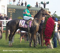Kentucky Derby leaders of high value