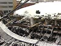56 killed in Moscow roof collapse