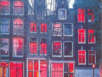 Amsterdam authorities switch off Red Lights