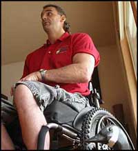 New device gives hope to paralyzed people
