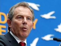 Tony Blair's opposition to Saddam execution aligns him with EU, against U.S.
