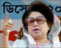Former Bangladesh Prime Minister Khaleda Zia arrests on corruption charges