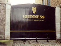 Thief steals 39,600 pints of beer in Dublin