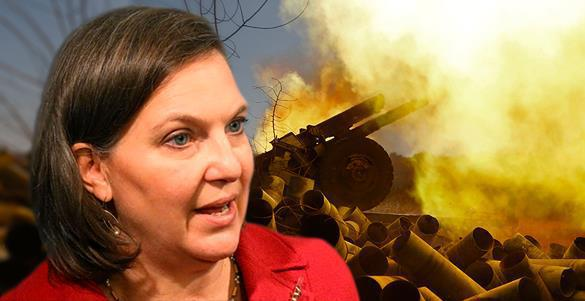 "Nuland define a ""red line"" for Ukraine. Nuland"