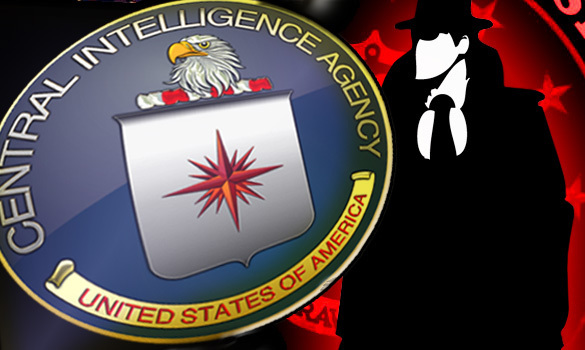 Two Russians sell invented military secrets to CIA. CIA
