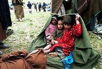 About 20,000 Afghanistanians suffer from floods and avalanches