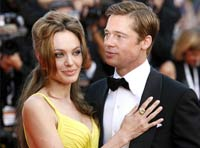 Woman attacks Brad Pitt at Venice Film Festival