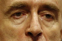 Serbian authorities find bag that could belong to Radovan Karadzic