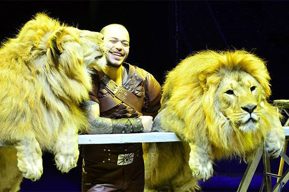 'Prince of Egypt' animal trainer Hamada Kuta to be deported from Russia. Hamada Kuta arrested in Russia