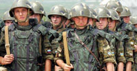 Last Russian soldier leaves Georgia