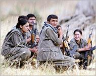 5 Kurdish rebels killed in Turkey