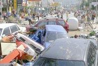Powerful earthquake rocks Indonesia's Java island, killing more than 3,000