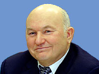 Luzhkov chosen to be Moscow Mayor for fifth term