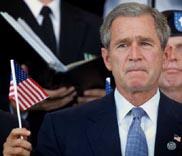 Bush: War against terrorism akin to Cold War against communism