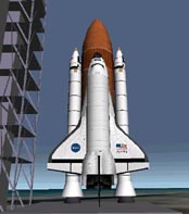 NASA managers to decide whether to launch shuttle