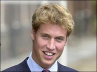 Prince William denied access to lounge on a ferry crossing the English Channel