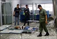 Ten killed in gun and bomb attacks across southern Thailand