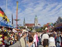 Oktoberfest: Terrorists Are Not Allowed