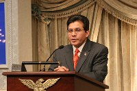 Attorney General Alberto Gonzales hurts Department of Justice and Bush administration