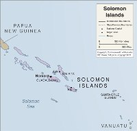 Tsunami befalls Solomon Islands,13 killed