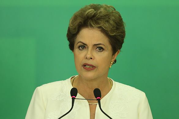 Dilma Rousseff's impeachment to plunge Brazil into anarchy. Dilma Rousseff