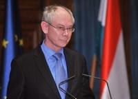 Herman Van Rompuy Elected EU President