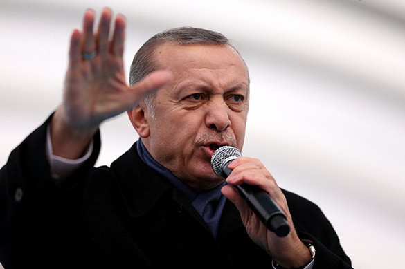 Edogan ready to fight against ISIS in Syria along with Russia. Erdogan