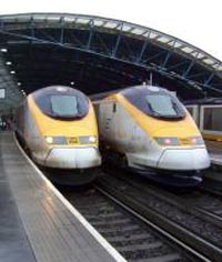 London-Paris route's record set by Faster Eurostar