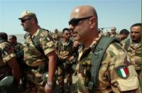 Italy's military missions abroad is under increased terrorist threat
