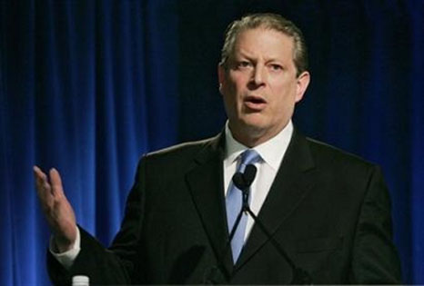 People find no interest in Al Gore's candidacy