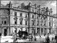 Legendary London's court closed