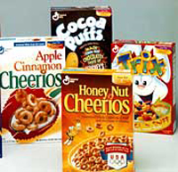 General Mills reports 2Q profit up to 390.5M  dollars