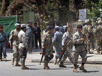 Blasts rip through Kandahar's province during funeral ceremony. 44888.jpeg