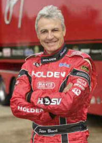 Australia's most successful car racer Peter Brock dies in rally accident