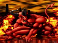 The Satanic Roman Catholic Church in limbo