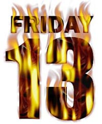 Phenomenon of Friday 13th makes all scientists brush their superstition aside