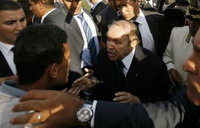 Algerian president criticizes government minister's remarks about