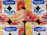 Danone net profit jumps