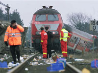 Croatian train wreck kills 6, dozens injured