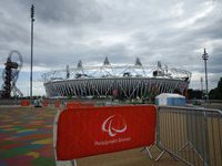Russian Paralympic athletes take 12 medals in London. 47892.jpeg