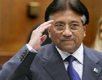 Musharraf completes caretaker govt