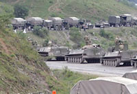 War in South Ossetia may trigger new outburst of US-Russian rivalry