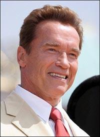 Schwarzenegger wins second term as California Governor