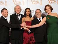 Avatar-Creator Enjoyed Golden Globe Awards Ceremony