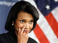 Putin upsets Condoleezza Rice. 45895.jpeg