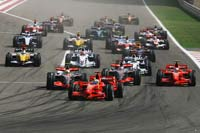Ferrari and McLaren dominates for the Japanese Grand Prix