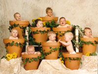 Woman, that buried her babies in flower-pots, to face trial again