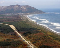 Japan issues tsunami warning after strong quake in Russia