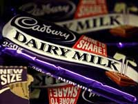 Cadbury to Hike Up the Price