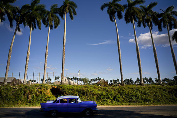 Russia to cover Cuba with power plants net. Cuba